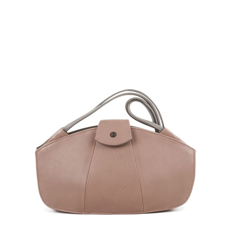 Kate leather evening bag