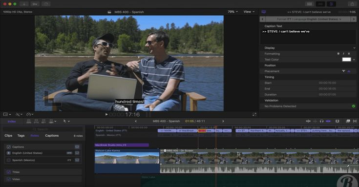Add Captions in Final Cut Pro to Reach a Wider Audience