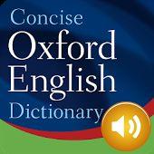 Concise Oxford English