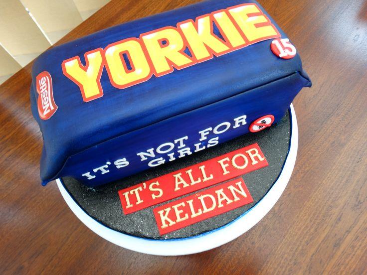 Yorkie Bar Cake xMCx