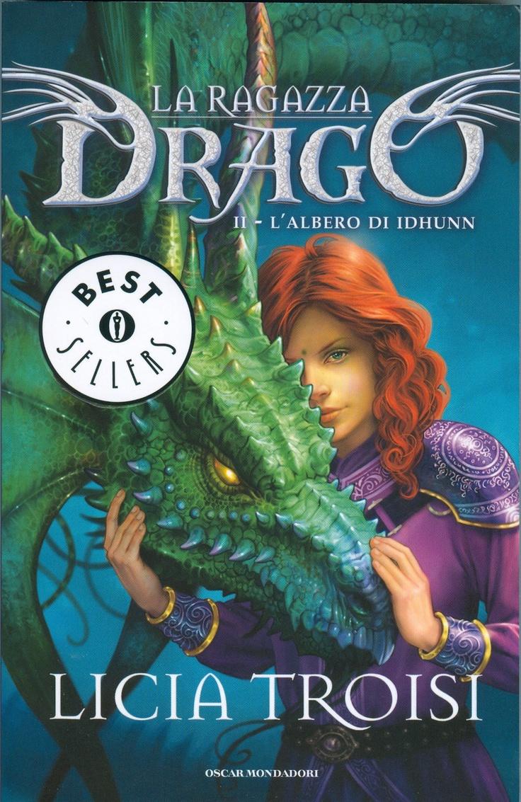 Licia Troisi - La ragazza drago-L'albero di Idhunn