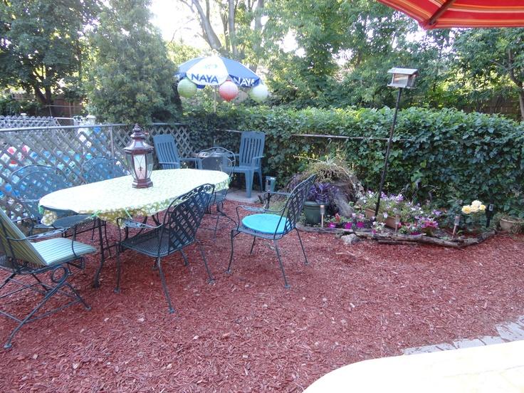 Cedar chips replace grass no cutting home entertaining