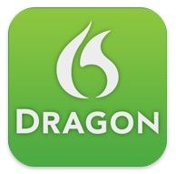 Dragon Dictation- free app to use with artic students.  description over at Simply Speech