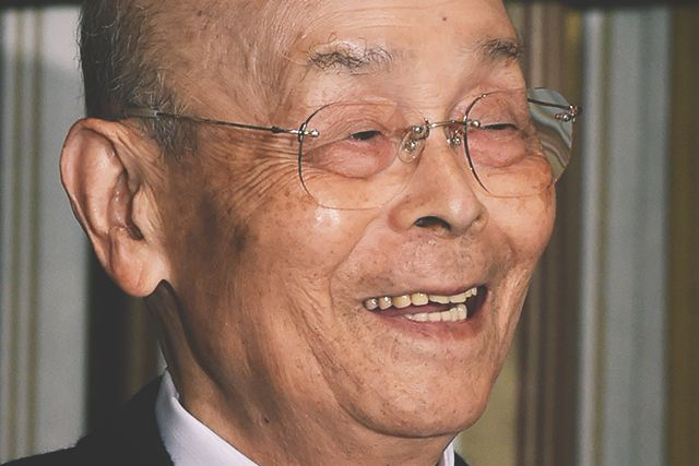 Sushi master Jiro Ono says his craft may be changed irrevocably by declining seafood stocks.