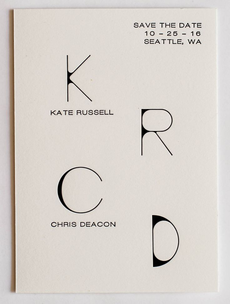 Just love the lettering style - so minimalist and unique. the letters are like little works of art alone.