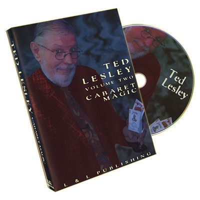 Cabaret Magic Volume 2 by Ted Lesley - DVD
