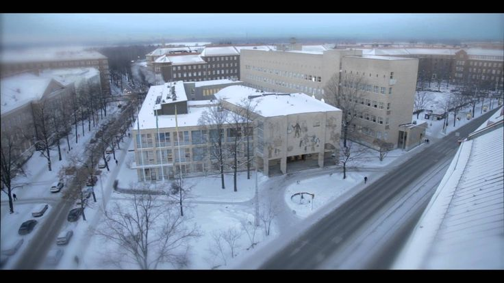Aalto University Campus Tour video