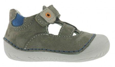 Primigi PLE7002 Grey Pre-walkers