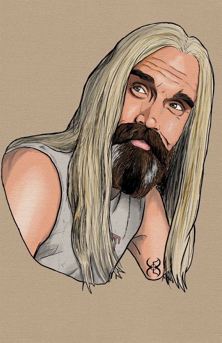 Otis Bill Moseley | Otis (Bill Moseley) Firefly by Kyohazard