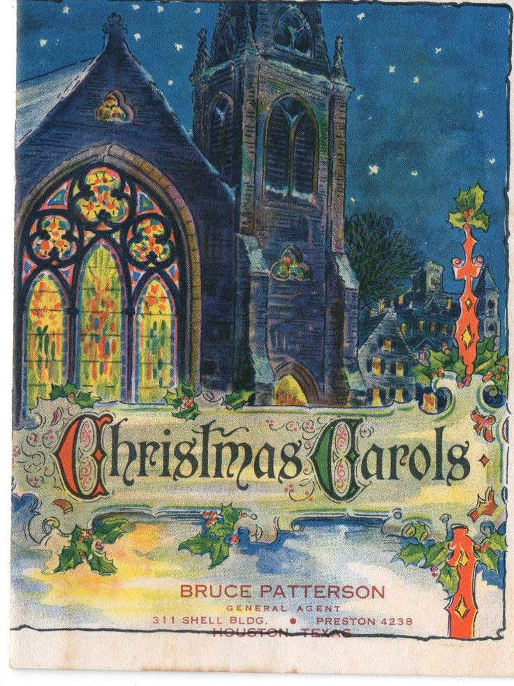 175 Best Old Fashioned Christmas Cards Carolers Amp Music