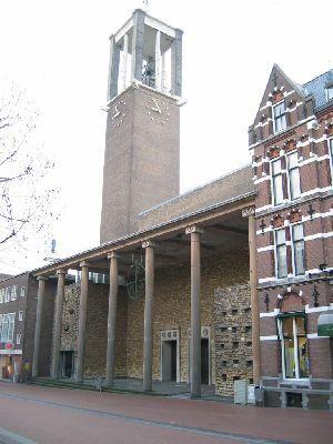 Molenstraat kerk Nijmegen