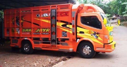 Gambar Mobil Truk Canter Modifikasi Gambar Foto Modifikasi Truk Dump Canter Hino Sakera Download Truk Canter Mobil Bekas Halaman Truk Mobil Interior Mobil