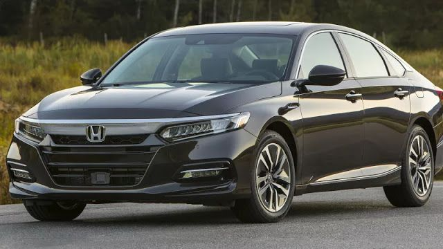 2019 Honda Accord Hybrid Confirmed For Oz Honda Accord Honda Honda S