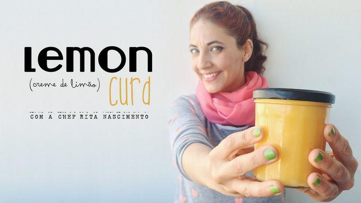 Lemon Curd- Creme de Limão