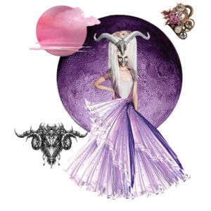 Daughter of the purple Moon