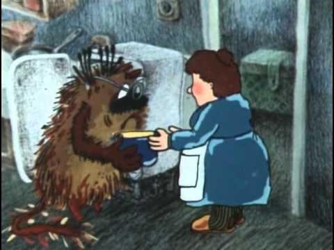 Чудовище. Старый добрый мультфильм - YouTube
