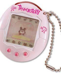 Tamagotchi. I think I still have mine somewhere lol #memories #90s