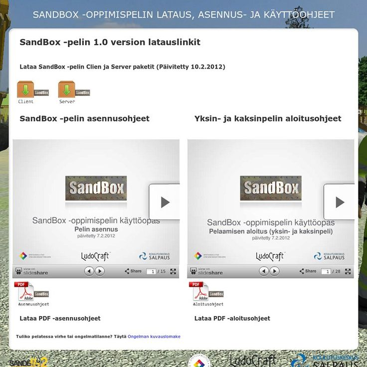 SandBox I | Pearltrees