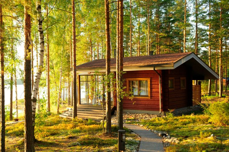 © Visit Finland | This is certainly my kind of place and sauna! Put me there, please.