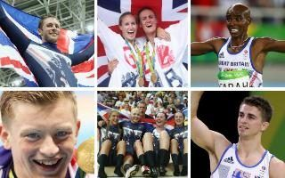 Team GB's medal factory has continued to produce the goods – both from household…