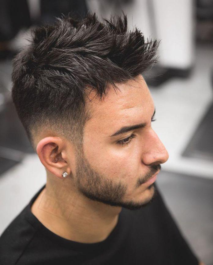 40 Coole Und Edel Stachelige Frisuren Für Männer Herrenmode