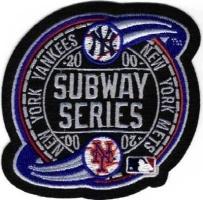 NYY 2000 World Series Champions, Subway Series