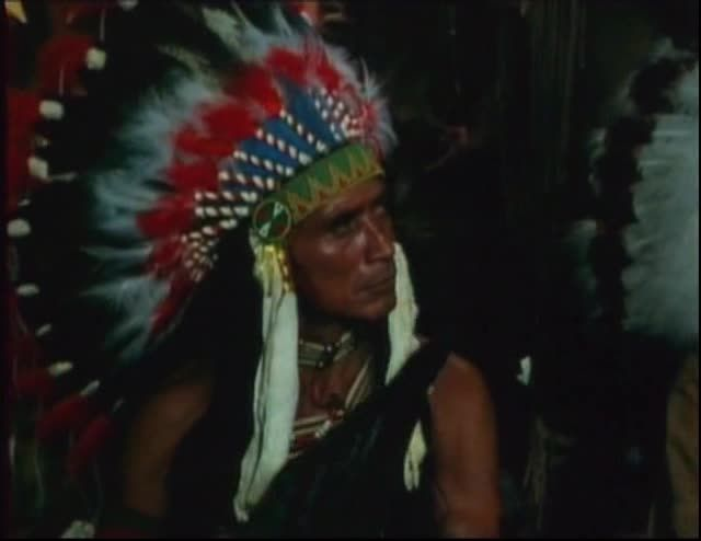 Nick Mancuso in The Legend Of Walks Far Woman 1982