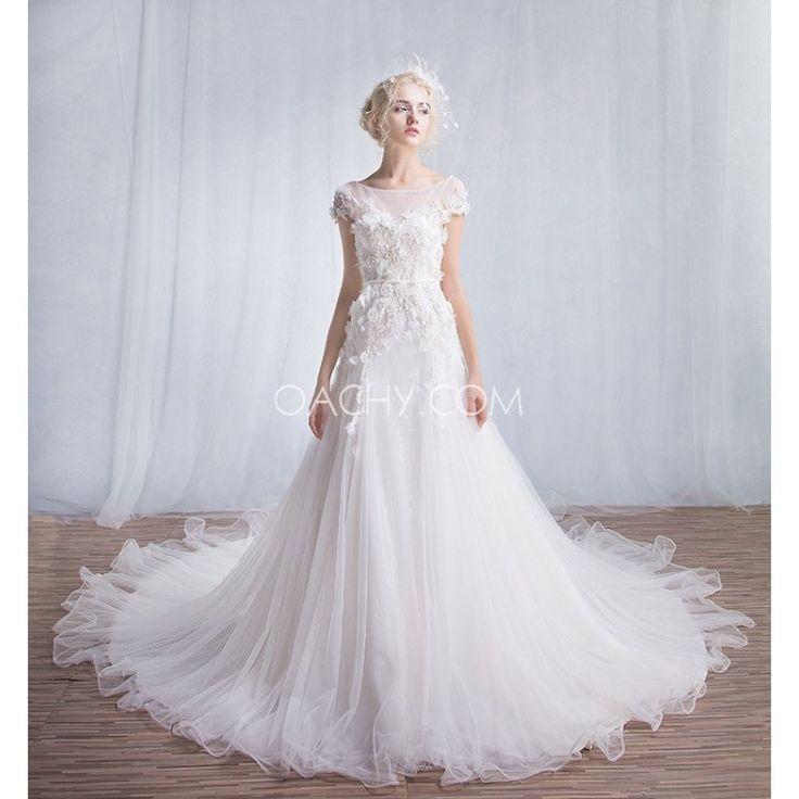62 best Robe de mariée courte images on Pinterest | Hochzeitskleider ...