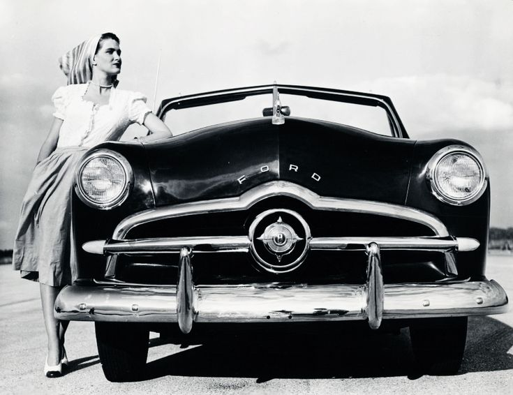 Babes, Cars, and Clothes: The Pre-Prada Edition