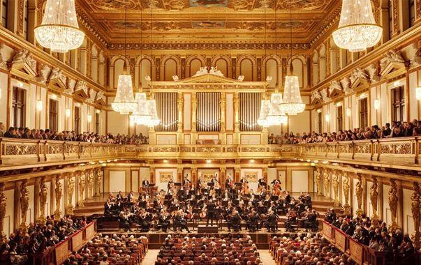 Le Musikverein de Vienne : naissance et gloire d'une institution mondiale