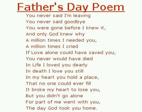 Father Daughter Quotes Poems - Google Search