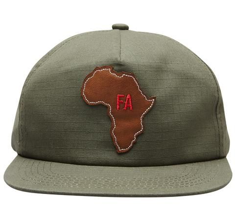 Africa Hat - Army
