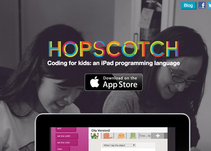 HOPSCOTCH - Teaching Kids Coding