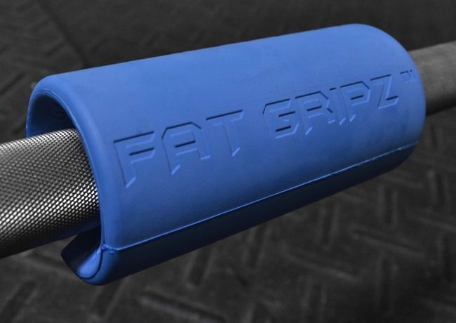 Fat Gripz.  For Arms of Steel!