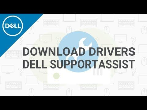 Get the latest drivers and downloads for your Dell PC using