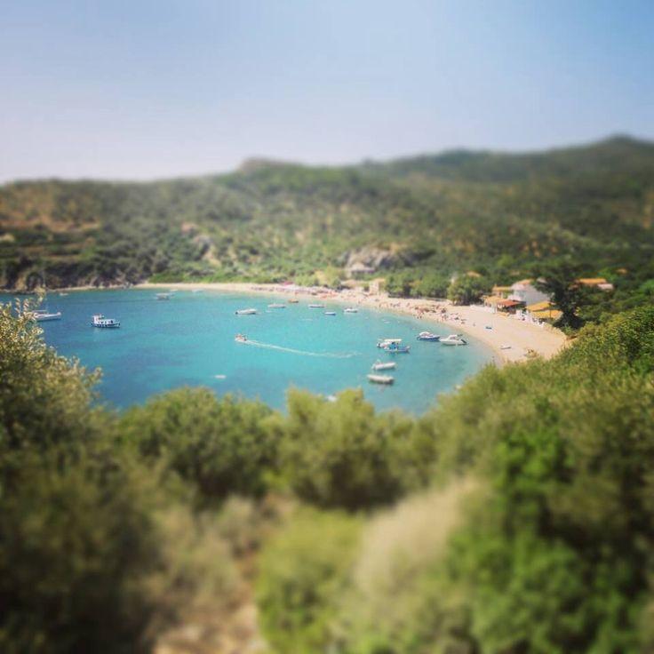 Tarti, Amazing beach in Lesvos.