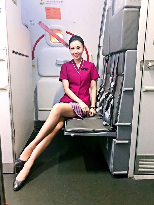 1109 Best Airline Uniforms Images On Pinterest  Cabin -2780