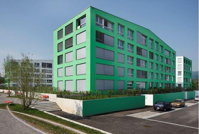 Housing Development Erlenhof, Dietikon   Gigon Guyer