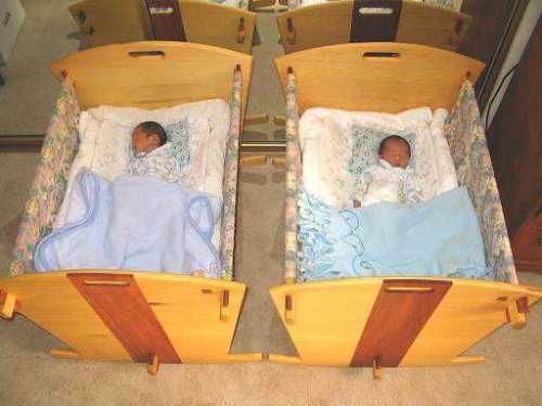 24 Best Cribs For Twins Images On Pinterest Baby Cribs