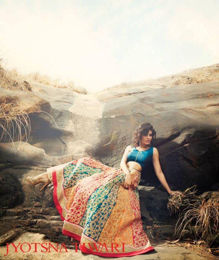 Jyotsna Tiwari Couture 2013… Look Book
