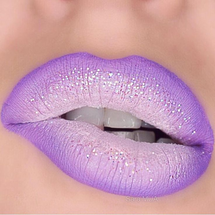 """ Today's color is VIOLET! ☂ . Check out this totally gorgeous lip look by OFFICIAL Lit promoter @Sara_MUA_ (use code From her feed for 20% off your…"""