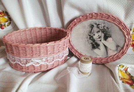 Tutorial para hacer cestas con periódicos
