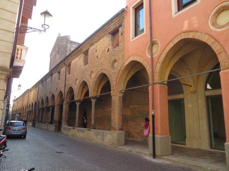 Street at Padua