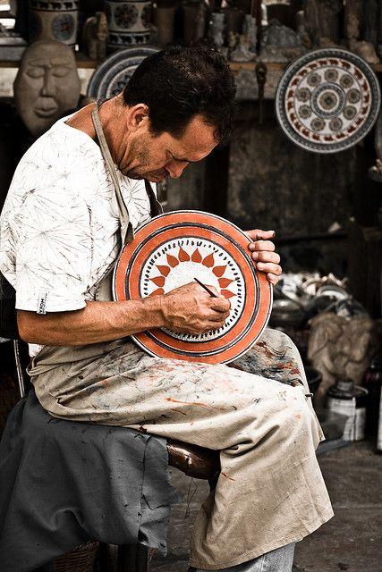 an artist from Minas Gerais, Brazil