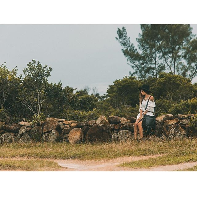 SnapWidget | GAYA // Nature Goddess // www.mahilacouro.com.br  #bohemian #leather #bag #bohoinspiration #fringe