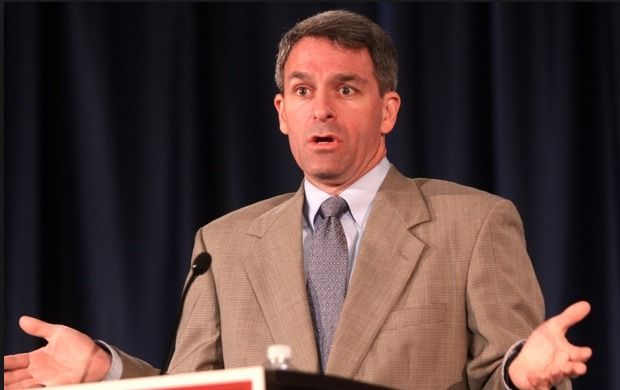 Rescue Me: Cuccinelli is Depending on the National Republican Party to Save Him
