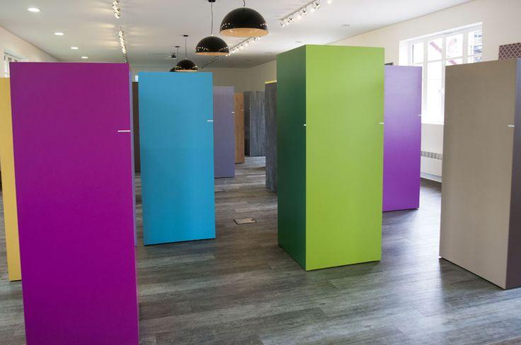 Polyrey #showroom #laminate
