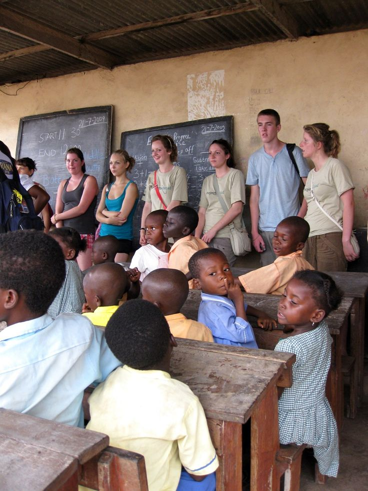 Tailor Made Volunteer Trips Abroad! A custom volunteer group is ideal for students, friends, colleagues, and teams to make a difference together.