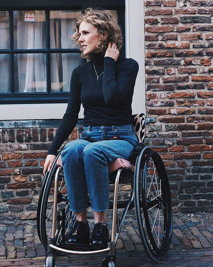 Paraplegic women wheelchairs