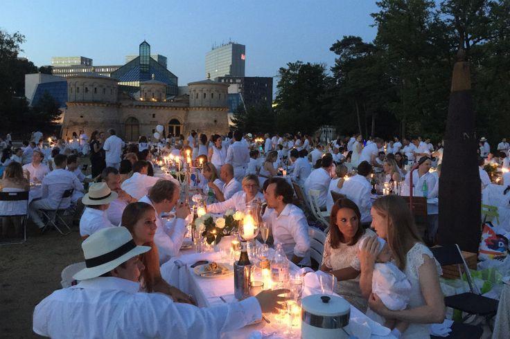 Diner en Blanc: o jantar mais exclusivo do mundo